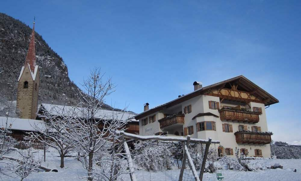 Ski holiday Eisack valley - the Gasserhof as a starting point
