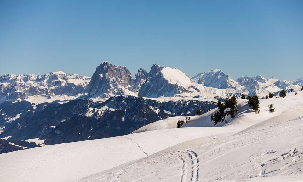 Which ski resorts can I reach in South Tyrol?