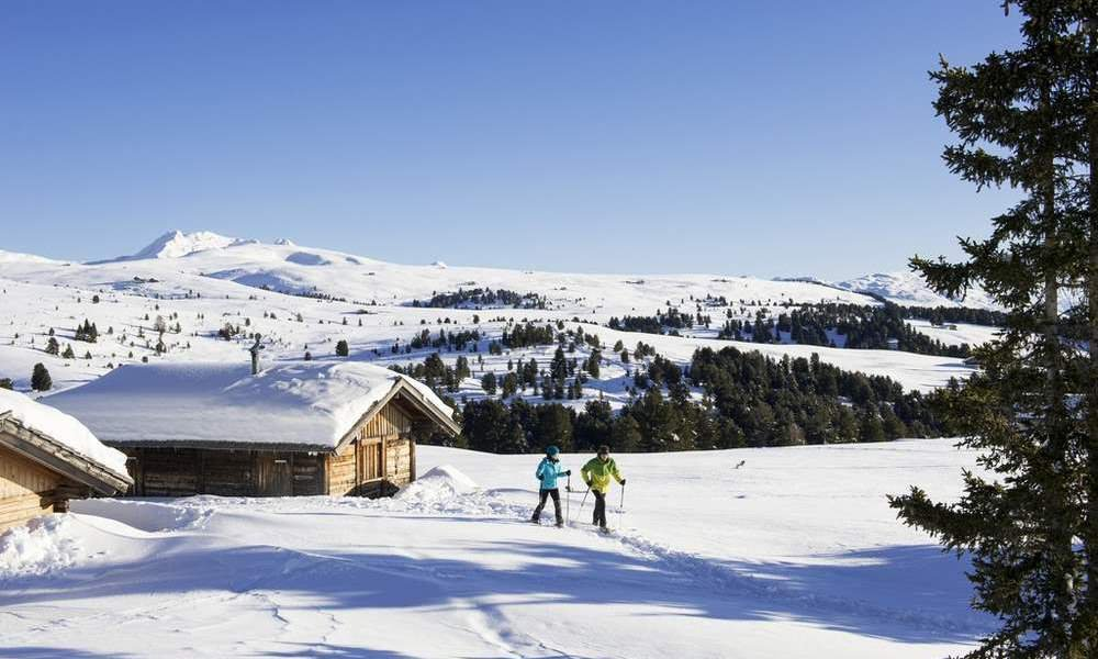 Skiing in the Eisack Valley - tobogganing, winter hiking, cross country skiing and much more